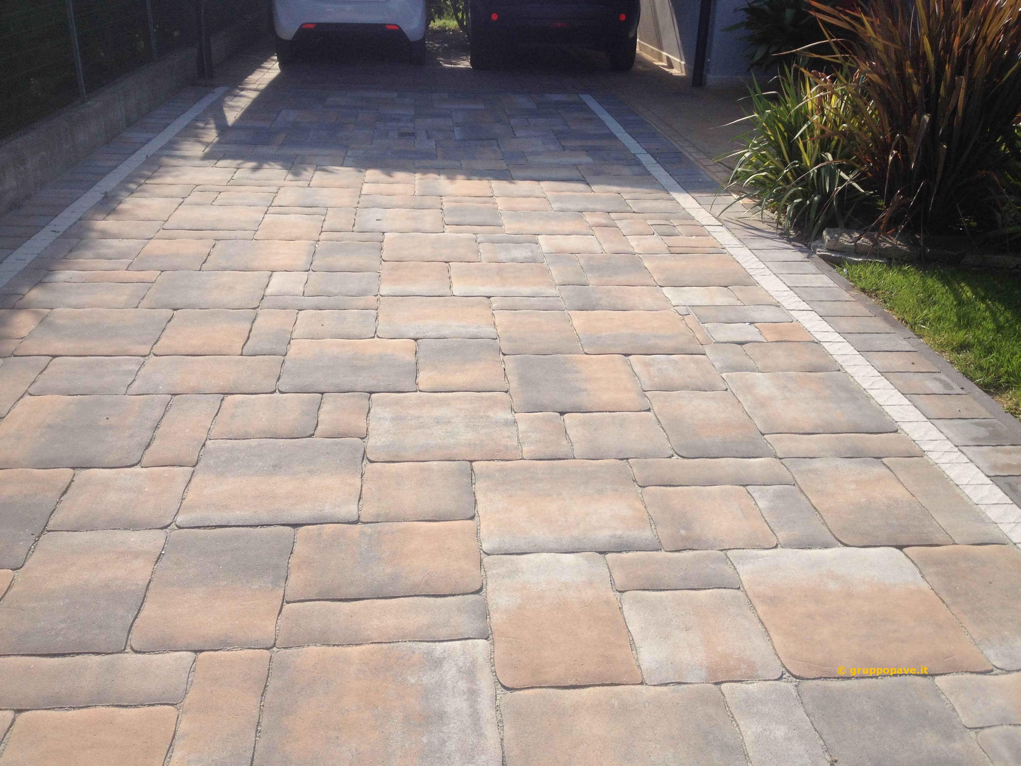 Posa Pavimento A Secco Giardino pavimentazioni per esterni fornitura e posa - pave